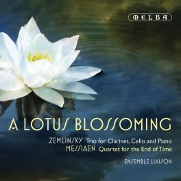 Zemlinsky - Messiaen : Trio avec clarinette et Quatuor pour la fin du temps