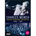Charles Munch & L'Orchestre Symphonique de Boston 1958-1962