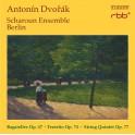 Dvorak, Antonin : Bagatelles, Terzetto, Quatuor à cordes
