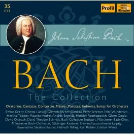 Bach, Jean-Sébastien : La Collection Ultime