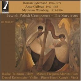 Compositeurs Juifs Polonais - Les Survivants