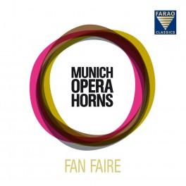 Fan Faire, Arrangements et Transcriptions pour 6 à 10 cors