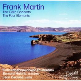 Martin, Franck : Concerto pour violoncelle, Quatre Éléments