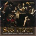 Sanz : Danses Espagnoles du XVII° siècle