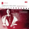 Chostakovitch - Szymanowski : Intégrale des Préludes