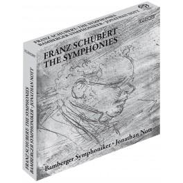 Schubert : Les 8 Symphonies