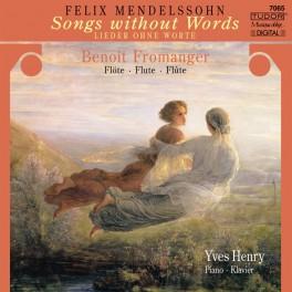 Mendelssohn : Romances Sans Paroles
