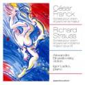 Franck - Strauss : Sonates pour violon et piano