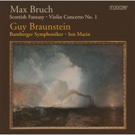 Bruch : Fantaisie écossaise, Concerto pour violon n°1