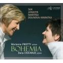 Bohemia, oeuvres pour violon et piano
