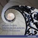 Duphly : Pièces de clavecin