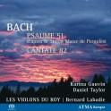Bach : Psaume 51, Cantate BWV 82