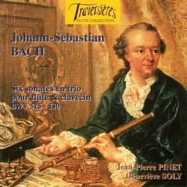 Bach, J-S : Six Sonates en Trio
