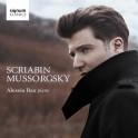 Scriabine - Moussorgski : Oeuvres pour piano