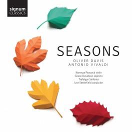 Davis - Vivaldi : Seasons