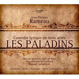 Rameau, Jean-Philippe : Les Paladins