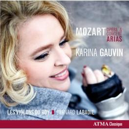 Mozart : Opéra & Airs de Concert