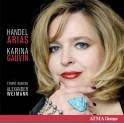 Haendel : Arias