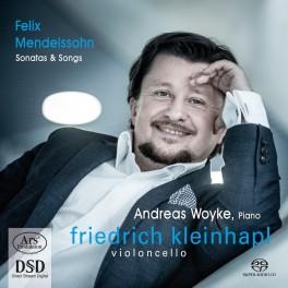 Mendelssohn : Sonates & Romances sans paroles