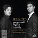 Identity, oeuvres pour violon et piano