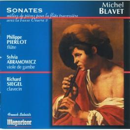 Blavet : Sonates pour flûte Op. 2