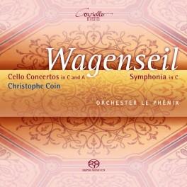Wagenseil : Concertos pour violoncelle et Symphonie