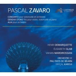 Zavaro : Concerto, Densha Otoko, Alia