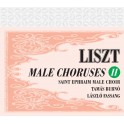 Liszt : Oeuvres pour Choeur d'Hommes Vol.2