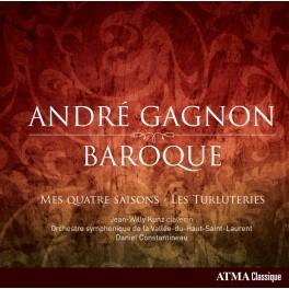Gagnon, André : Baroque