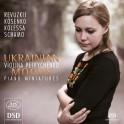 Miniatures Ukrainiennes pour piano