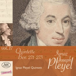 Édition Ignaz Joseph Pleyel Vol.17 - Quintettes à cordes