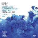 Martinu : Concertino, Concerto et Suite