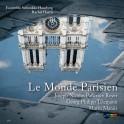Royer - Marin - Telemann : Le Monde Parisien