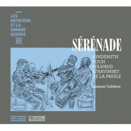 Les Musiciens et la Grande Guerre Vol.14 : Sérénades