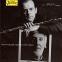 Huber, Klaus : L'âge de notre ombre, oeuvres pour flûte