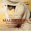 Sibelius - Grieg : Malinconia, pièces pour violoncelle et piano