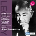 Rachmaninoff - Prokofiev - Stravinsky : Oeuvres pour piano et orchestre