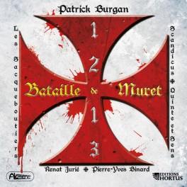 Burgan, Patrick : 1213 - Bataille de Muret