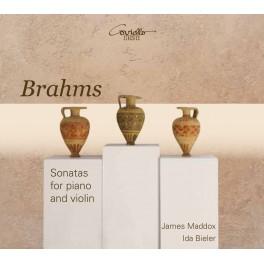 Brahms : Intégrale des sonates pour violon et piano