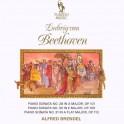 Beethoven : Sonates pour piano n°28, n°30, n°31