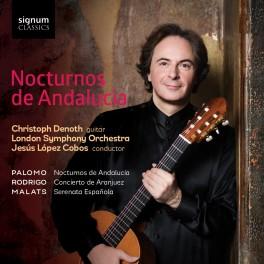 Palomo - Rodrigo - Malatas : Nocturnes d'Andalousie