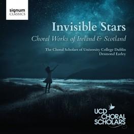 Invisible Stars, Oeuvres pour choeur d'Irlande et d'Ecosse.