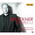 Bruckner : Symphonies n°4, n°7 et n°9