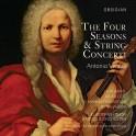Vivaldi : Quatre Saisons & Concertos pour cordes