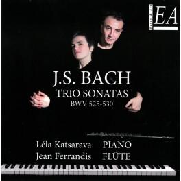 Bach, J-S : Sonates en Trio