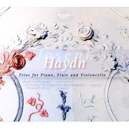 Haydn : Trios pour piano, flûte et violoncelle