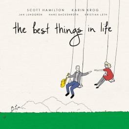The Best Things In Life / Scott Hamilton - Karin Krog