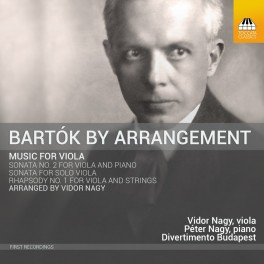 Bartok : Oeuvres pour Alto