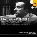 Weinberg, Mieczyslaw : Musique Orchestrale Vol.2