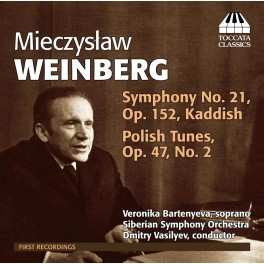 Weinberg, Mieczyslaw : Musique Orchestrale Vol.1